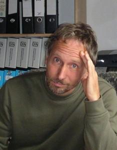 Portrait Olof Matthaei