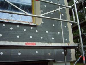 Fassadendämmplatten mit oder ohne HBCD