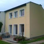 Energetische Modernisierung eines Reihenendhauses in Wuppertal