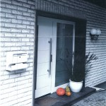neue Haustür mit KfW-Förderung