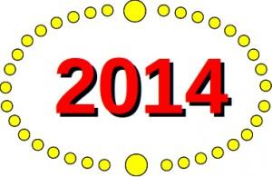 2014 - Energiegeladenes Neues Jahr