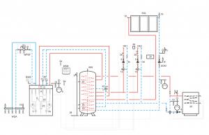 Heizsystem-2-Wärmeerzeuger+Solar