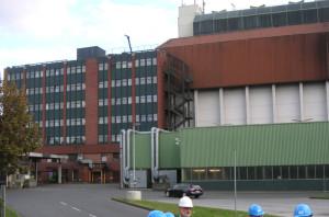 Müllheizkraftwerk AWG Wuppertal