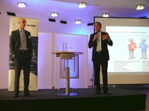 Hartmut Hardt im Vortrag