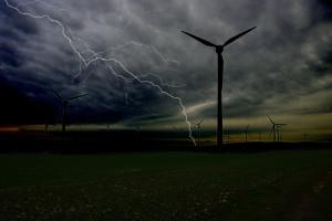 Energiewende fehlt: Unwetter
