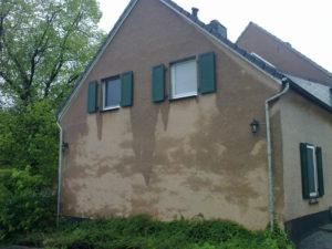 Leerstand zerstört Häuser